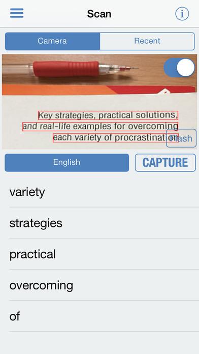 Marathi Dictionary iPhone Screenshot 2