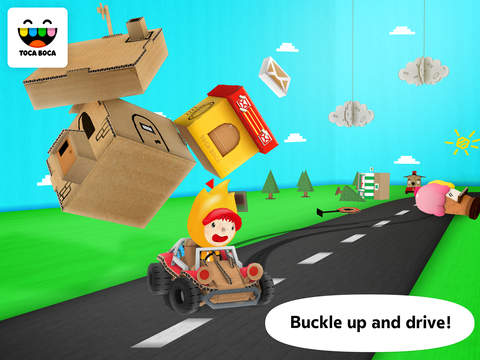 Toca Cars Screenshots