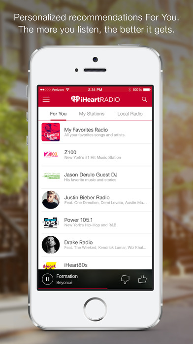 iHeartRadio – Free Music & Radio Stations Screenshots
