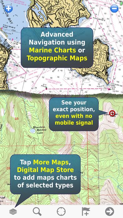 Memory-Map iPhone Screenshot 1