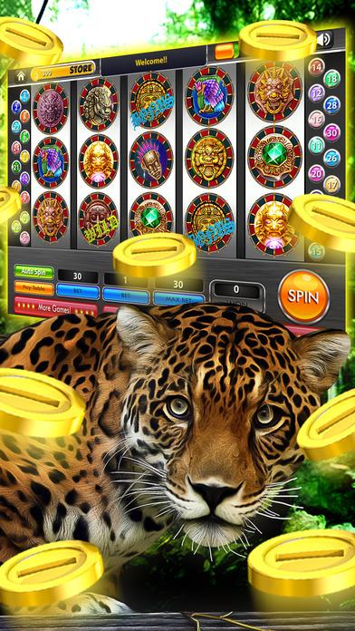 Screenshot 2 Sun & Moon Aztec Pyramids Casino Slots– виртуальное казино игровые автоматы Лас-Вегаса
