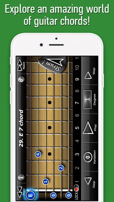 Guitar Chords LE iPhone Screenshot 1