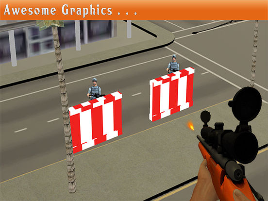 Swat FPS Sniper Assassin Pro Screenshots
