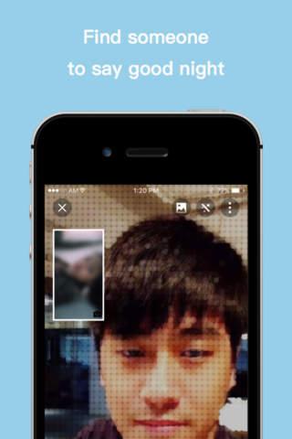 小马聊天 - 马赛克滤镜随机视频聊天,感受新奇的社交通话体验 screenshot 2