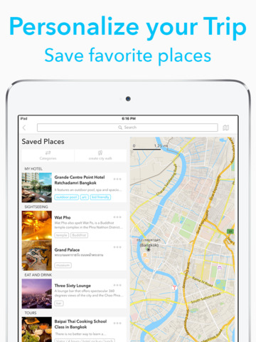 California Travel Guide by Triposo featuring San Francisco, Los Angeles, San Diego and more! screenshot