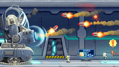 Screenshot #9 for Jetpack Joyride