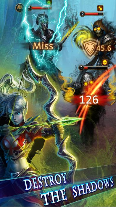 Shadow Quest RPG Screenshot