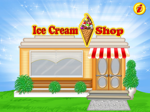 Ice Cream Shop Fun Cartoon Games For Kids - YouTube