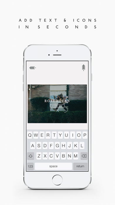 Uptown & Co. - Vintage Filters & insignias. Screenshot