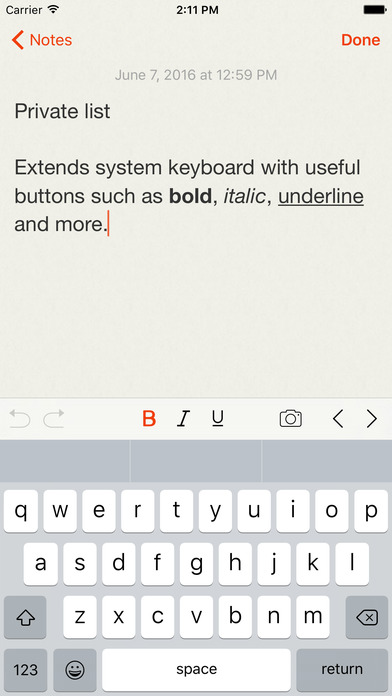 Lock Notes Pro - Protect your notes with password Screenshots