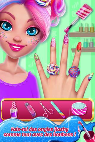 Candy Makeup Beauty Game screenshot 4