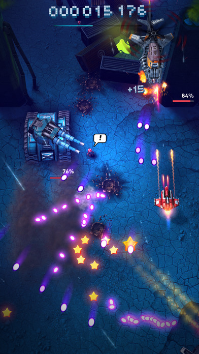 Sky Force Reloaded Screenshots