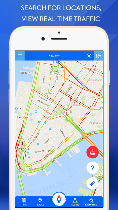 GPS Navigation for Google Maps-3