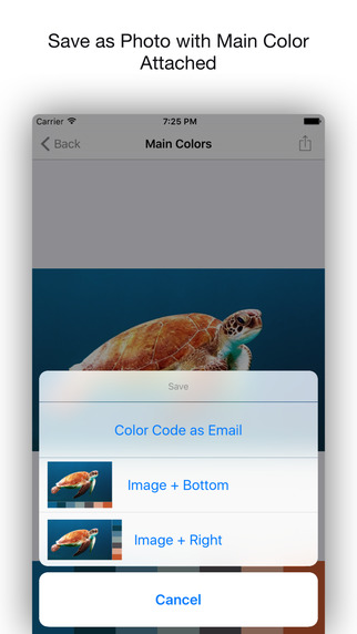 Get Colors - Get Representative Colors and Pick Color Screenshots