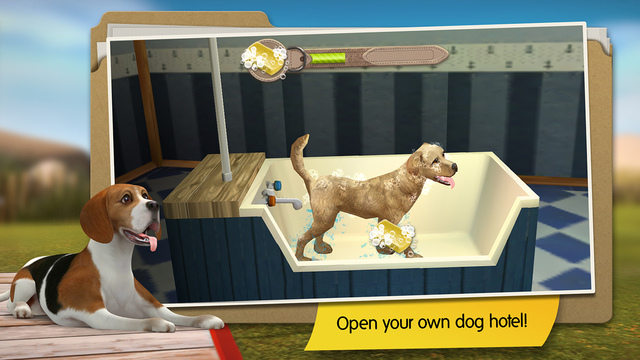 DogHotel - My hotel for labradors, terriers and bulldogs Screenshots