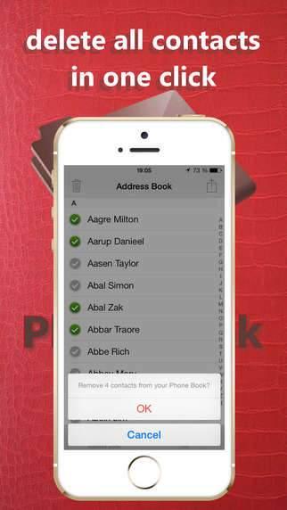 Address Book Cleaner and Duplicate Remover Screenshots