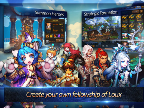 Light: Fellowship of Loux Screenshots
