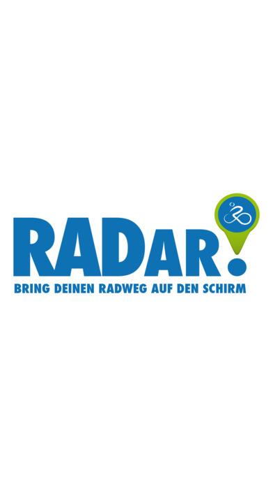 RADar! - Bring' deinen Radweg auf den Schirm screenshot