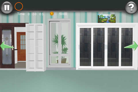 Escape 9 Confined Rooms Deluxe screenshot 1