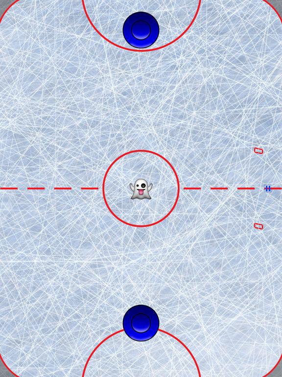 Holiday Air Hockey screenshot 8