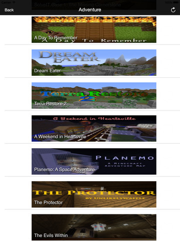 Maps for Minecraft PC - Ultimate Mods & Maps Database Guide Screenshots