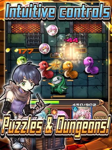 Dungeon x Balls Screenshots