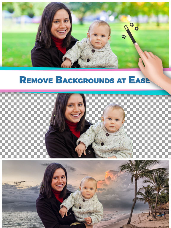 PicEraser - Editor to Erase Photo Background Pro Screenshots