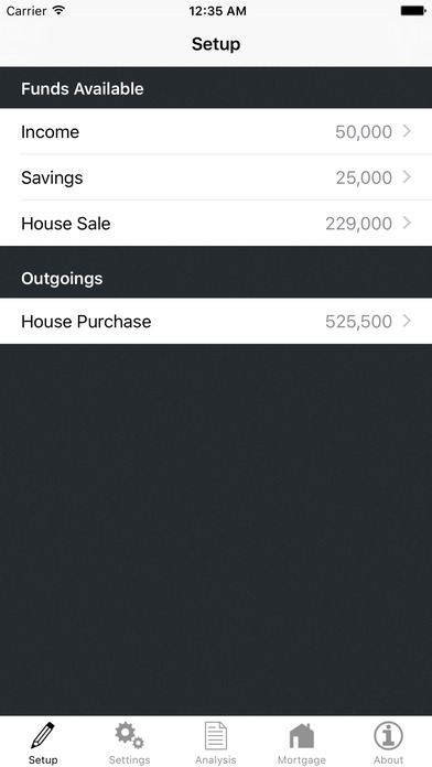 My Mortgage Mate iPhone Screenshot 3