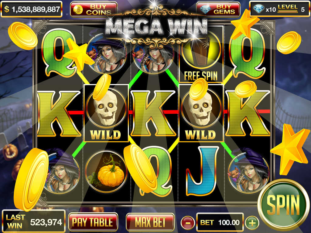 Witches Cauldron Slots - Free to Play Demo Version