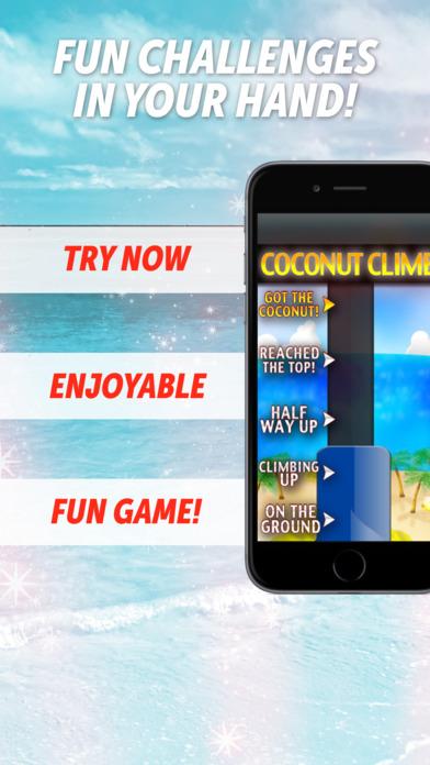 Coconut Climb iPhone Screenshot 1