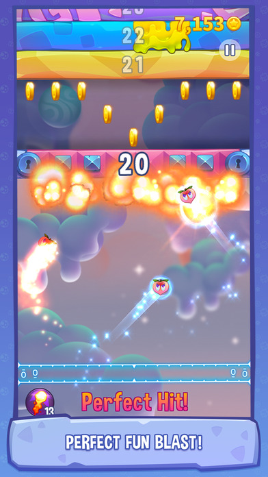 Wonderball - One Touch Endless Ball Arcade Action Screenshot
