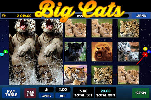 Golden Casino - Hot Vegas Party Slots screenshot 2