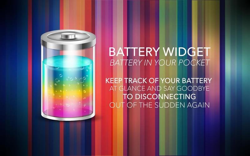 Battery Widget Screenshot - 4