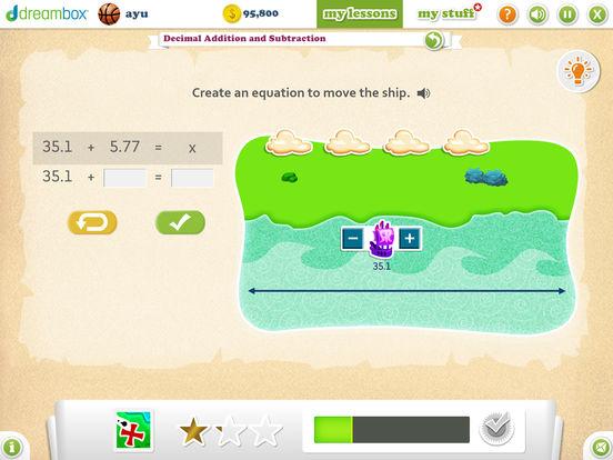 Math Apps - DreamBox