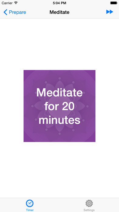 More Meditation Timer Screenshots