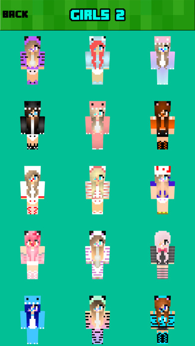 Baby Skins Aphmau Daycare Skin For Minecraft Pocket Edition PE - Skin para minecraft pe baby