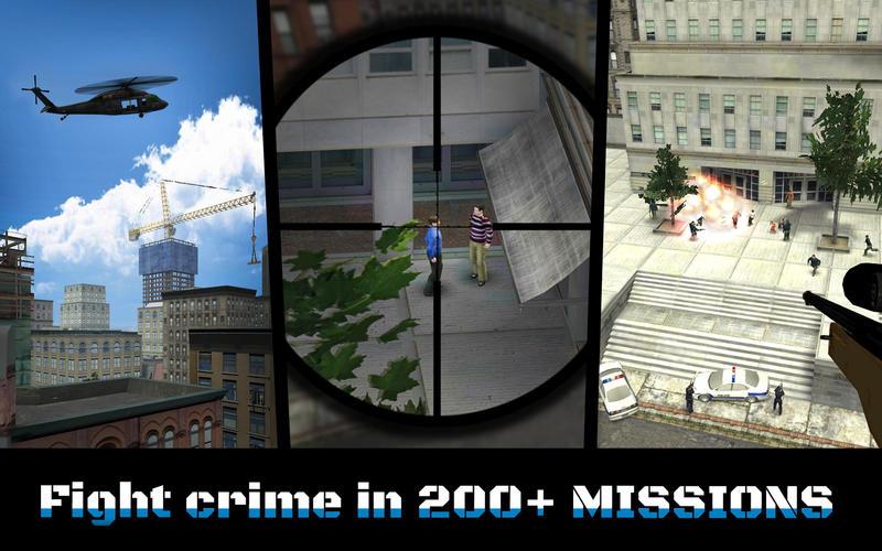 Sniper Ops 3D Screenshot - 2