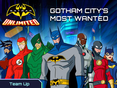 Batman™ Unlimited: Gotham City's Most Wanted Screenshots