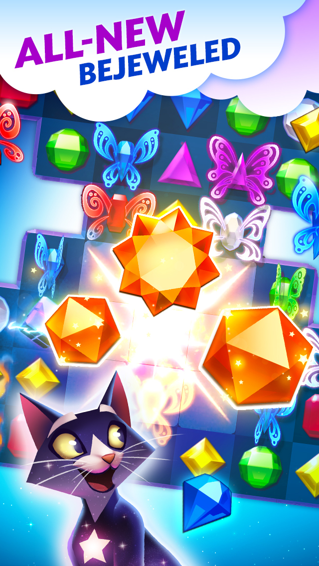 Bejeweled Stars iOS Screenshots