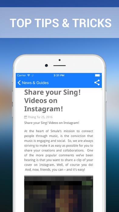 Guide for Sing Karaoke by Smule - Jessie Koreacookies Free-1
