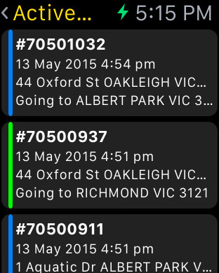 Silver Service iPhone Screenshot 7
