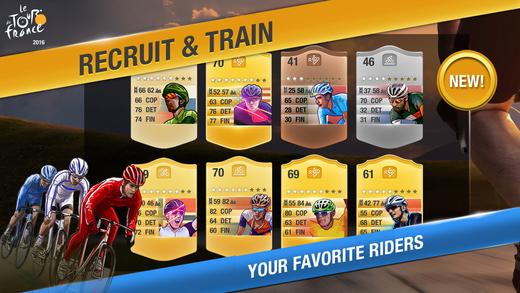 Tour de France 2016 - the official game Screenshot