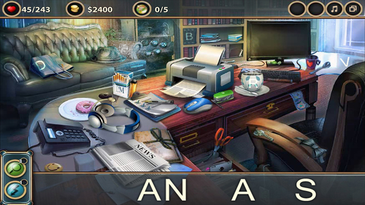 The Famous Fraudster- Hidden Object Game Screenshots