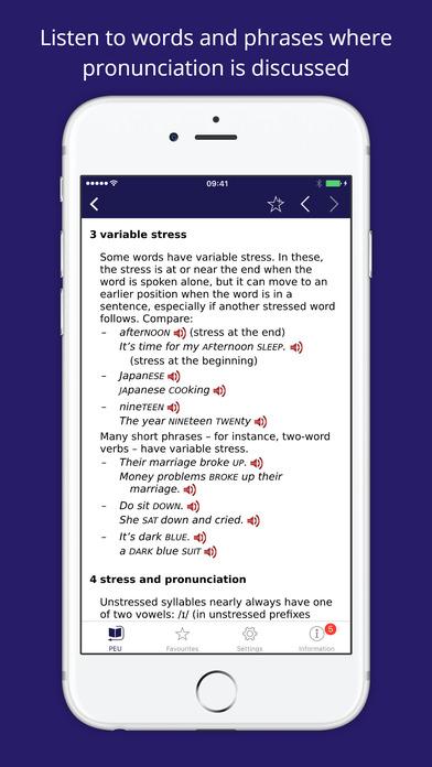 Practical English Usage 앱스토어 스크린샷