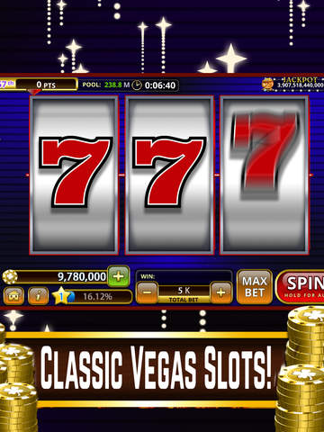 game of hot slots in vegas