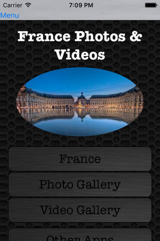 France Photos and Videos FREE | Learn about the heart of Europe screenshot 1