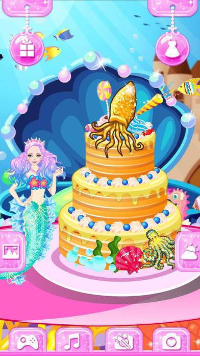 物语美食美食-女孩蛋糕,公主v物语食谱大全人鱼南京科巷图片