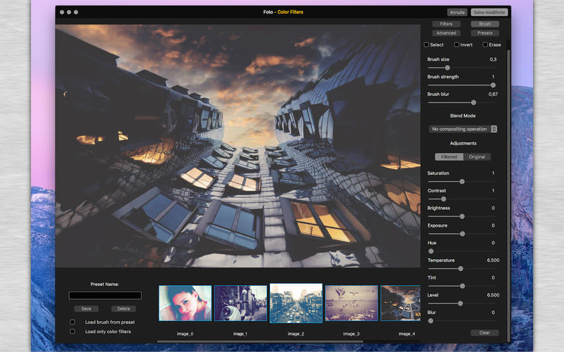 Color Filters For Photos Screenshots