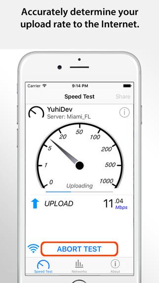 Speed Test Pro - Mobile Internet Performance Tool Screenshots