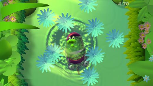 Froggy Paddle Screenshot